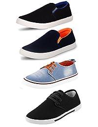 fe398274cba Canvas Men's Sneakers: Buy Canvas Men's Sneakers online at best ...