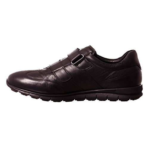 Lumberjack SM16404 001 B01 Sneakers Man Black