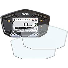 speedo-angels Aprilia Shiver 900 salpicadero/instrumento Cluster Protector de pantalla antirreflejos de -