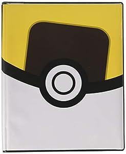 Amigo Spiel + Freizeit- Ultra Pro 85462Pokémon 9de Pocket Portfolio, Color carbón (