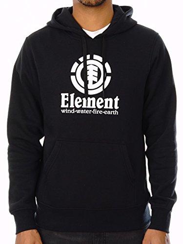 Element Vertical HO Felpa S flint black