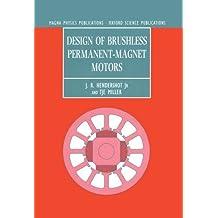 Design of Brushless Permanent-magnet Motors