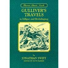 Gulliver's Travels to Lilliput and Brobdingnag (Thornes Classic Novels)