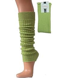 Grüne Stulpen für Damen