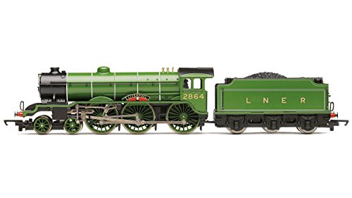 Hornby r3588Rail Road LNER 4-6Liverpool Class B17 Zug Modell Set (Starter-set Lionel)