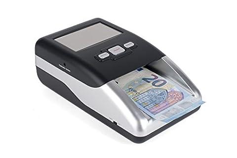 Caisse Enregistreuse Grise - PAVO Détecteur de faux billets