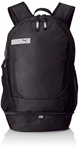 PUMA Vibe Backpack Rucksack, Black, OSFA