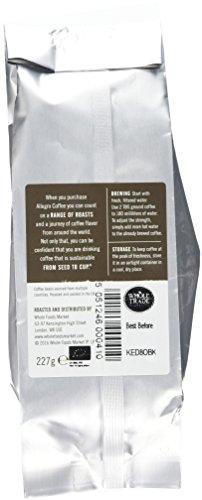 Allegro Coffee Organic Breakfast Blend Ground Coffee, 227 g
