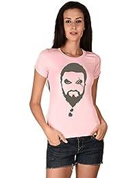 Khal Drogo Pink Girls T-shirt