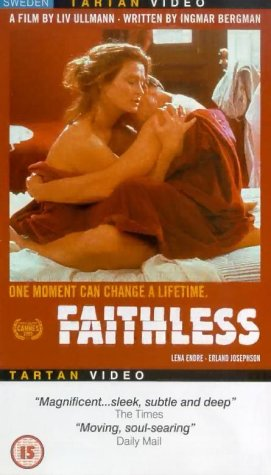 Faithless [VHS] [2001] for sale  Delivered anywhere in UK