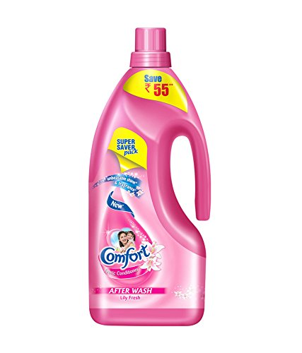 Comfort-Lily-Fresh-Fabric-Conditioner-Bottle