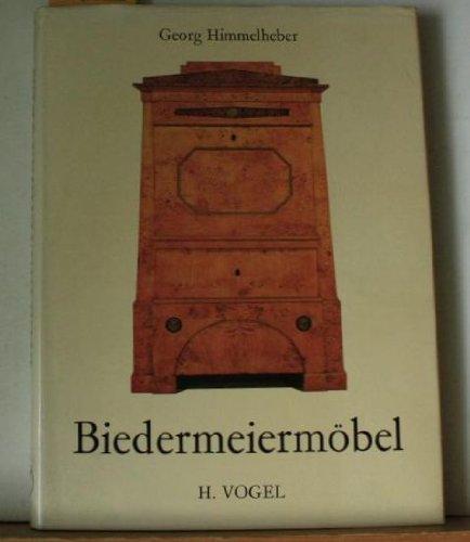 Biedermeiermöbel.,Erste deutsche Ausgabe.