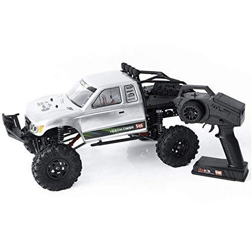 SHZJ 4X4 RC Auto Desert Buggy Warhammer Hochgeschwindigkeits-Rennwagen Im MaßStab 1:10 RTR Racing 4WD Electric Power 2,4 GHz Funkfernbedienung Off Road Truck