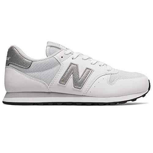 New Balance GW500-B Sneaker Damen weiß, 8 US - 39 EU - 6 UK (Balance Frauen New Gold)