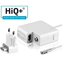 "HiQ+® 60W Caricatore Notebook Adattatore per Apple MacBook 13"" A1342 / Macbook Pro 13"" A1278 - Modelli da Fine 2009 a Metà 2012 - L -Forma"