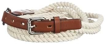 Marina Yachting Damen Gürtel 210280030900 Gürtel, Gr. 80 (44), Mehrfarbig (beige 231)