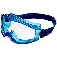 Dräger Schutzbrille X-pect 8520   Beschlagfreie Vollsichtbrille auch für Brillenträger   Für Baustelle, Labor, Werkstatt   Kratzfeste und bruchfeste Polycarbonatscheibe   1 St.