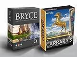 Produkt-Bild: Bryce 5 englisch / Carrara Studio 3 Bundle WIN/MAC