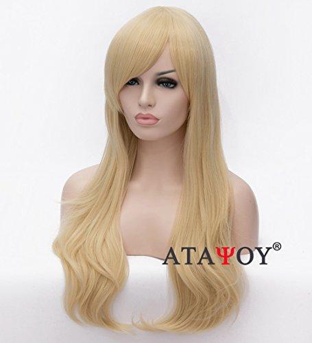 ATAYOU® Bundle 2 Einzelteile: Ein 70cm/28 Zoll Lange -