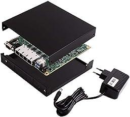 VARIA Group PC Engines APU4B4-Bundle - Board, Netzteil, Speicher, Gehäuse
