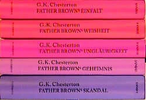 Sämtliche Geschichten um Father Brown