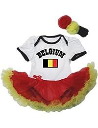 Petitebelle - Robe - Bébé (Fille) 0 à 24 Mois Multicolore Multicolore 34ace680cf7