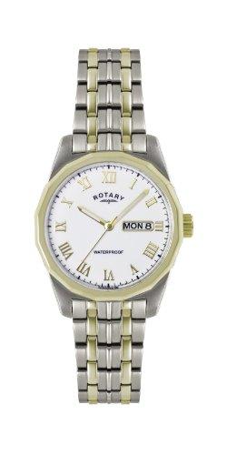 Rotary Herren-Armbanduhr GB02227/02S