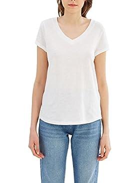 ESPRIT 027ee1k041, Camiseta para Mujer