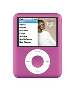 Apple - iPod nano-chromatique - 8 Go 3G - Rose - pink (3rd Generation) MB453LL/A