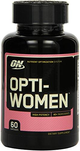Optimum Nutrition Opti-Women 60 Kapseln, 1er Pack (1 x 41 g)