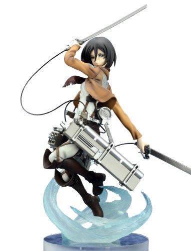 Attack on Titan: Mikasa Ackerman PVC Figure