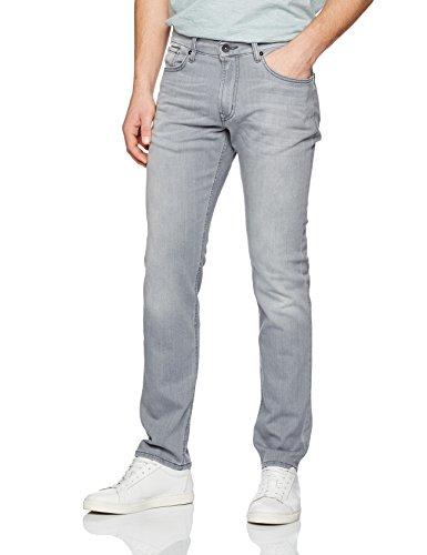 OTTO KERN Ray, 7011 / 65600, Jeans a Gamba Dritta Uomo, Grau (Grau 187), 52 IT (38W/34L)