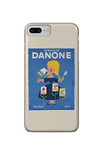 danone-vintage-poster-artist-gauthier-france-c-1955-iphone-7-plus-cell-phone-case-slim-barely-there