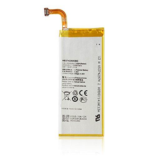 Foto Hzone Huawei, batteria ai polimeri di litio batteria interna per Huawei Ascend G6G620G621G620s G630/Ascend P6p6-u06p6-c00p6-t00batteria (HB3742A0EBC)