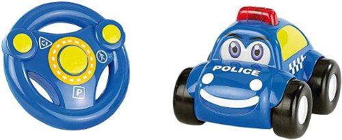 ferngesteuertes auto fuer 2 jaehrige Playtastic Tatütata Spielzeug Ferngesteuertes Polizei-Auto mit echter Sirene (Spielzeugautos)