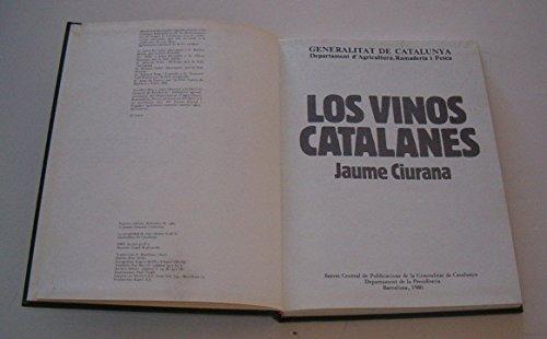 vinos catalanes/Los por Jaume Ciurana Galceran
