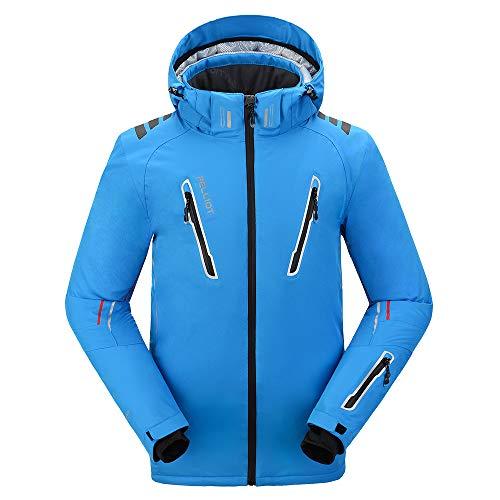 PELLIOT Outdoor-Ski-Abnutzungs Unisex Berufsbergsteigen Wasserdichte Breathable Kleidung, L,...
