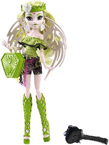 Mattel Monster High CHL41 - Schüler-Graustausch Batsy Claro