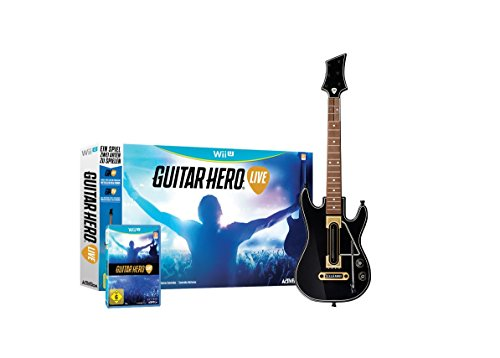 Guitar Hero Live - [Wii U] -