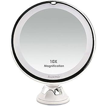 Spiegel Haut Pflege Werkzeuge Kosmetik Gesicht Pflege Rasieren Vergrößerungs Spiegel Mit Zwei Saugnäpfe Make-up Werkzeuge Runde Mini Spiegel Make-up Rasieren