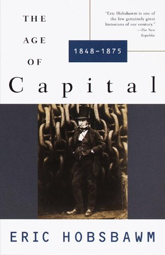 Age Of Capital 1848-1875