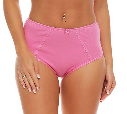 Damen Slip / Schlüpfer viele Farben Nr. 426 Pink