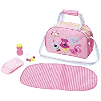 Zapf Creation 824436 Baby Born Wickeltasche, bunt
