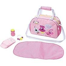 Zapf Baby Born Changing Bag Bolsa de pañales para muñecas - Accesorios para muñecas (Bolsa