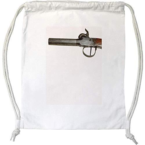 'Antike Gewehr' Kordelzug / Sporttasche (DB00005963) (Gewehr Gewehre Antike)