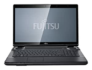 Fujitsu Lifebook NH751 43,9 cm (17,3 Zoll) Notebook (Intel Core i5 2430M, 2,4GHz, 4GB RAM, 750GB HDD, NVIDIA GT 525M (2GB VRAM), DVD, Win 7 HP)