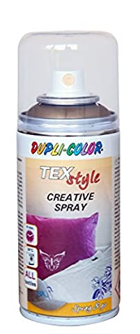Duplicolor 319938 Peinture Textile Spray, Doré, 150 ml