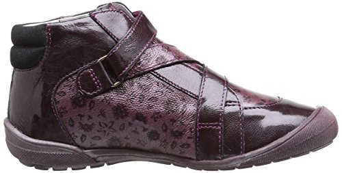 GBB Lucrecia, Chaussures de ville fille Violet (Vnv Bordo Dpf/2530)