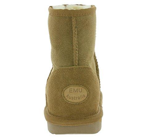 Emu Stinger Mini Damen Bootsschuhe Braun
