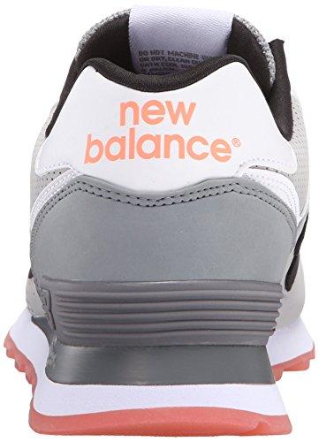 New Balance ML 574 SAA Grey Black gray/white/black